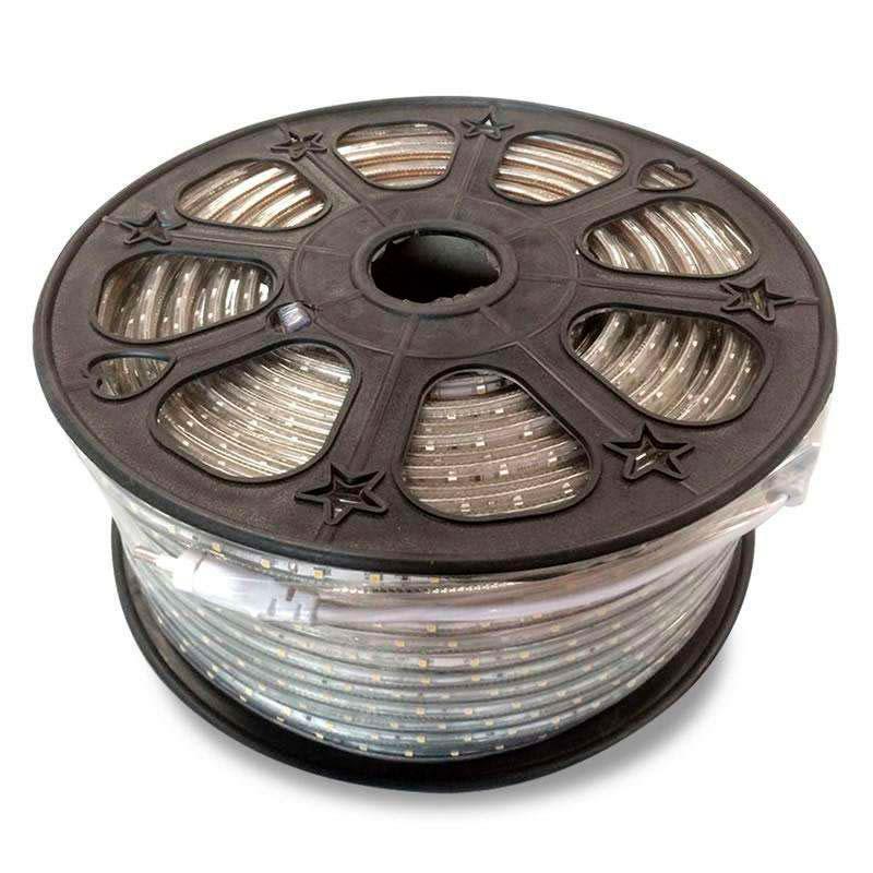 Tira LED 220V SMD5630, 120Led/m, carrete 50 metros